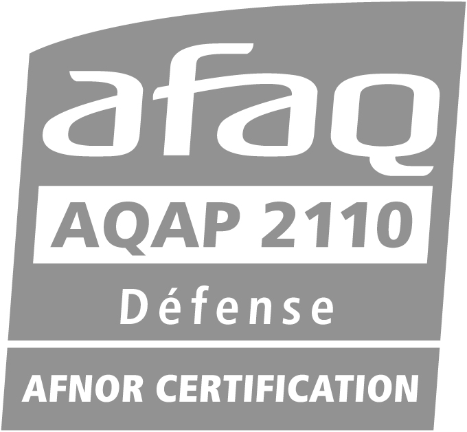 AQAP 2110 Défense AFNOR certification